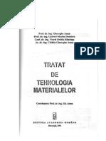Tratat de Tehnologia Materialelor Vol1 Gh Amza