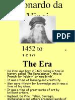 Leonardo Da Vinci Power Point
