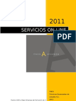 Servicos on Line