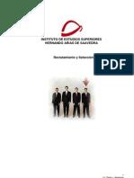 Reclutamiento y Seleccion Parte I