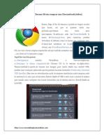 Como Probar Chrome OS Sin Comprar Una Chrome Book