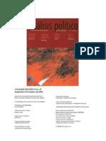 Analisis Politico 47