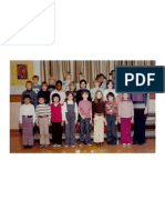 MY 1975-76 ELEMENTARY CLASS AT ALGER SCHOOL, GRAND RAPIDS, MI, with MISS BACON (indoor pic)