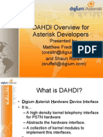 DAHDI Overview