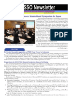 IFSSO Newsletter Jan-Mar 2011
