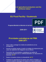 UN Food Program Guatemala