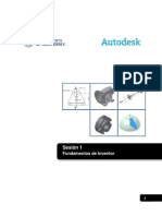 Manual de Autodesk Inventor 2009.
