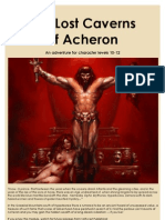 Hs4 the Lost Caverns of Acheron