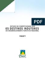Estudos de Competitividade - Paraty
