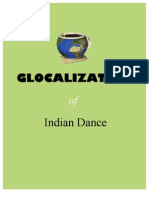 Glocalization of Indian Dance