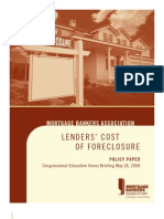 Foreclosure Mortgage