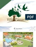 Vila dos Pássaros, Morada de Laranjeiras, Serra-ES