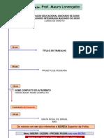 modelo instrutivo FEMA