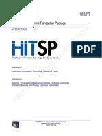 HITSP V1.4 2009 TP20 - Access Control
