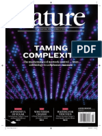 Nature- Taming Complexity