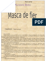 49024796 Alexandre Dumas Masca de Fier