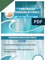 Centr. Hidro. Brasil Bolivia