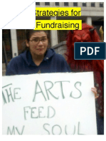 Strategies for Fundraising