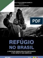 Livro Refúgio no Brasil