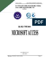 Giao Trinh Dao Tao Access 2003