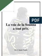 La Voie de La Sounna a Tout Prix.
