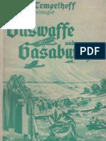 Gaswaffe und Gasabwehr - Friedrich von Tempelhoff, Generalmajor 1937