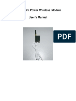 JZ862 User Manual