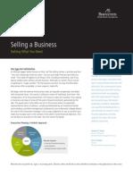 Bernstein Selling a Business GWM LTR