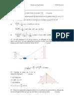 Examen de Trigonometría