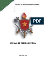 Manual Redação Oficial CBMDF