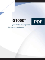 G1000 Non Air Frame Specific Pilots Training Guide Instructors Reference 04