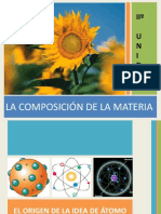 7. La Composicion de La Materia 8vo