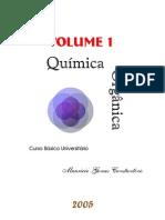 Orgânica Vol 1
