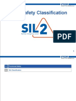 SIL - Safety Classification