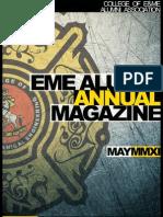 EME Alumni Magazine 2011