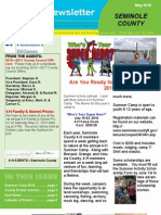 4-H May Newsletter