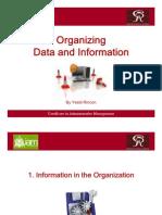Organizing Data & Information 04