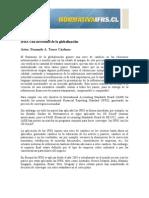 IFRS Una necesidad