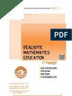 Realistic Mathematics Education