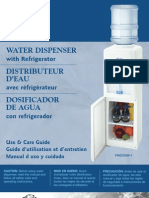 PWD335W-1 Water Dispenser