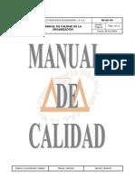 Man Manual de La Calidad Servicios de Ingenieria 2004[1]
