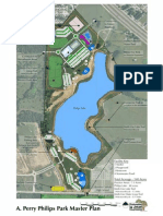 Perry Philips Park Master Plan