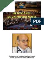 Reflexiones de Un Nobel de Medicina