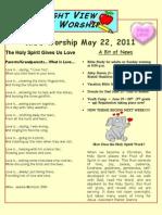 Holy Spirit Week 3