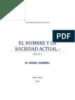 EL HOMBRE Y LA SOCIEDAD ACTUAL, Libro N° 1