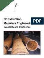 Capabilities Materials