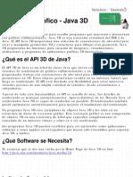 Java 3d Manual