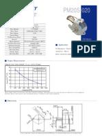 PM20S Stepper Motor