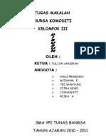 Bursa Komoditi