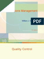 Chap010 Quality Control